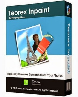 Teorex Inpaint 8.1 with Keygen Free Download