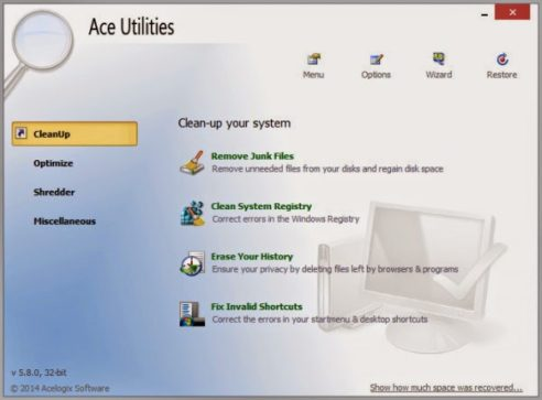 Ace Utilities 6.5.0 Build 297 with Key