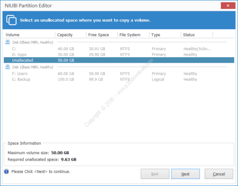 NIUBI Partition Editor 7.3.6 with Crack Free Download