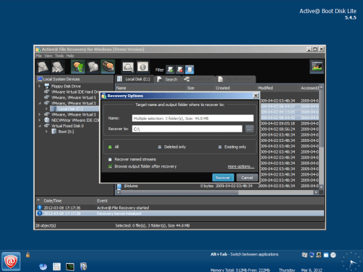 Active@ File Recovery 19.0.9 with Crack Free Download