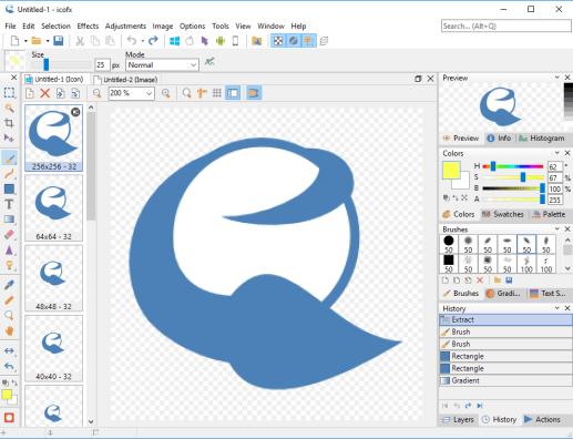 IcoFX 3.4.0 Screenshot 2