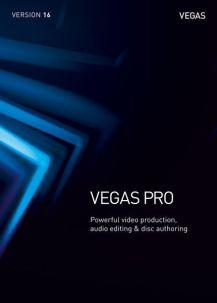 MAGIX Vegas Pro 17 Cover