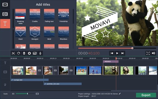 Movavi Screen Capture Pro 10.1.0 Screenshot 2