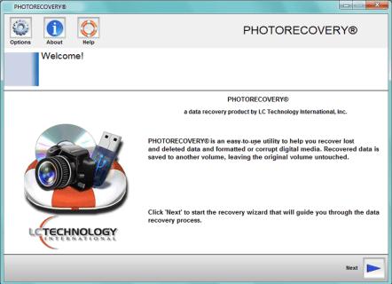 PHOTORECOVERY Professional 2019 Screenshot 2