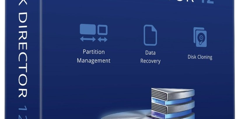 Acronis Disk Director 12.5 Cover