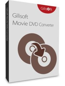 Gilisoft Movie DVD Converter 5.1 Cover