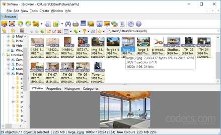 XnView 2.48 Crack and Keygen Screenshot 1