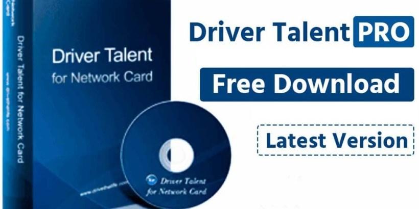 Driver Talent Pro Crack7.1.30.6