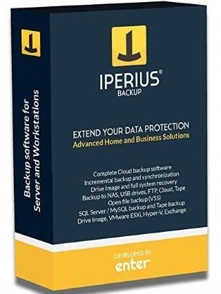 Iperius Backup Full 7.0.8 Crack