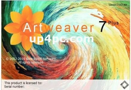 Artweaver Plus Crack