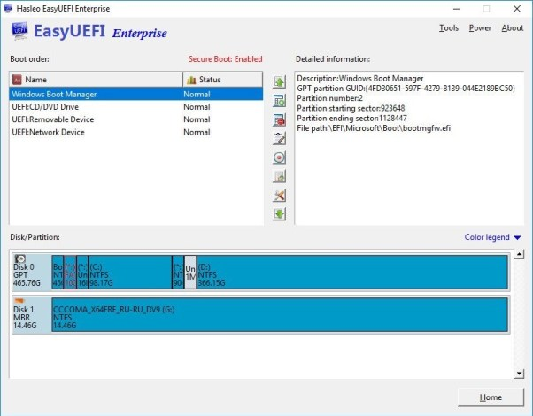 EasyUEFI Enterprise Crack Latest
