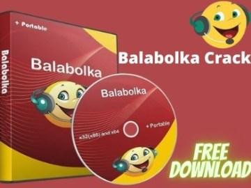 Balabolka Crack 2.15.0.766 + License Key Free Download 2021