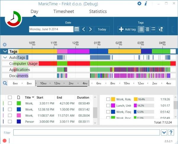 ManicTime Pro 4.6.9.0 Crack + Registration Key Latest Download