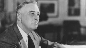 FDR - Franklin D. Roosevelt