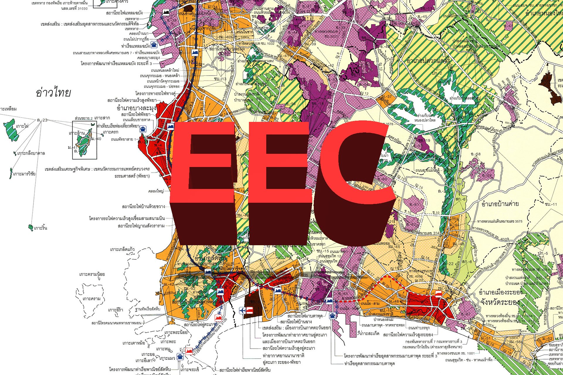 EEC City Plan