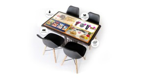 Multi-touch Table for Restaurants