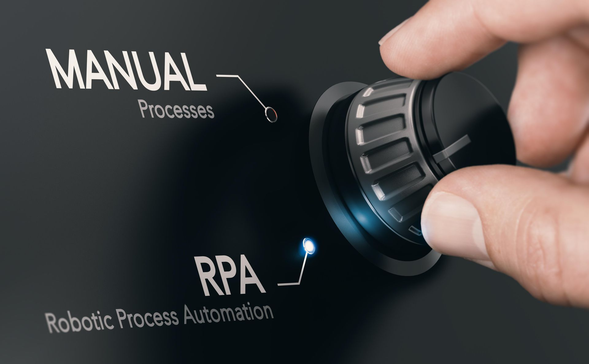 Robotic Process Automation / Manual