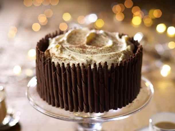 BAKING - Chocolate Mocha Cake at Betty's cookery school