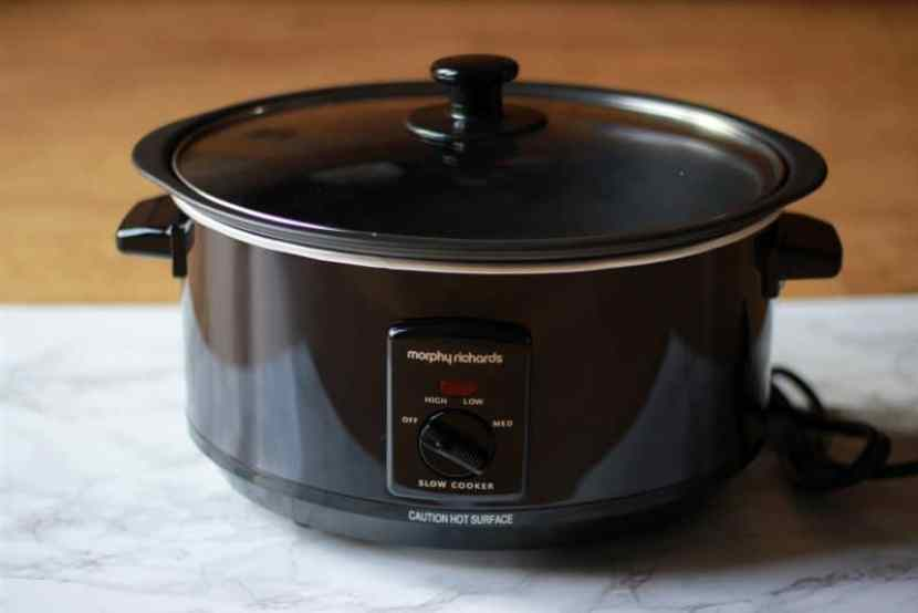 morphy richards slow cooker 3.5