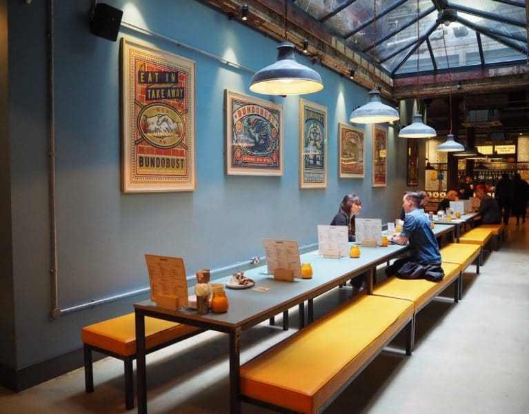 Bundobest restaurant manchester