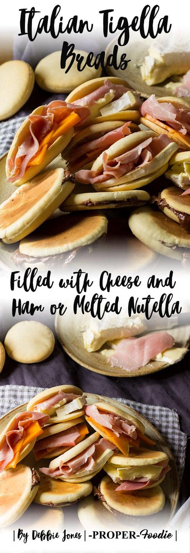 Italian Tigella Breads