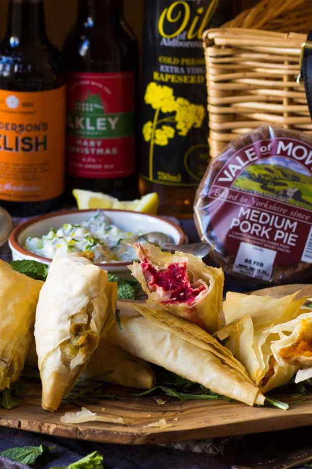 vale of mowbray pie hamper give away