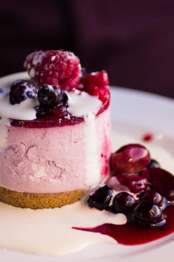 east lancashire railway red rose diner dessert