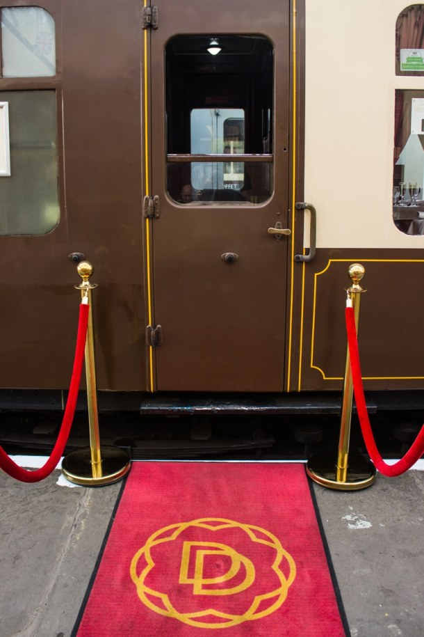 east lancashire railway red rose diner