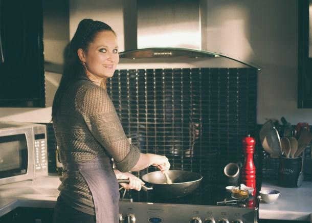 Food videography Debbie Jones