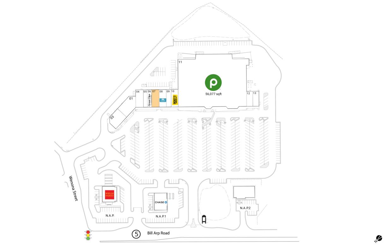 Douglasville, Ga  Available Retail Space & Restaurant