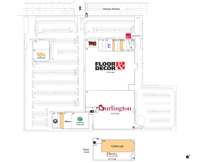 Garden City, Ny  Available Retail Space & Restaurant