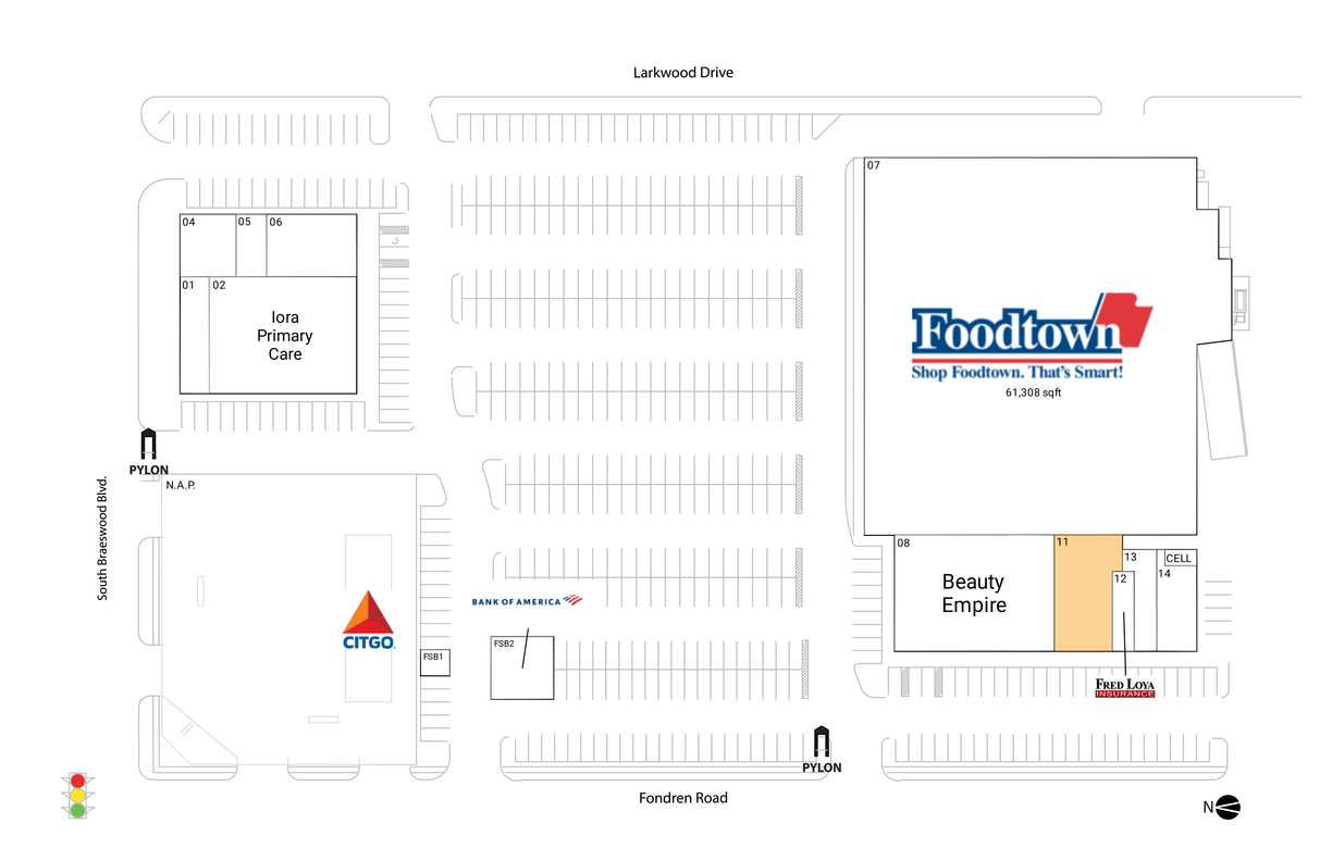 Houston, Tx  Available Retail Space & Restaurant Space