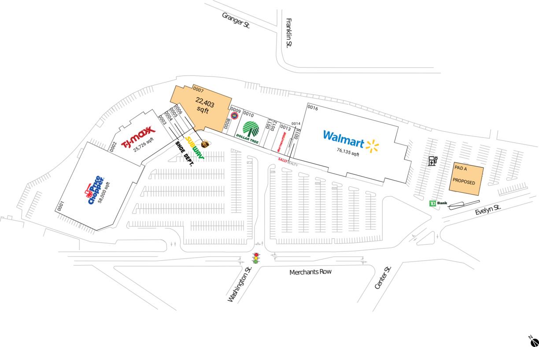Rutland, Vt  Available Retail Space & Restaurant Space