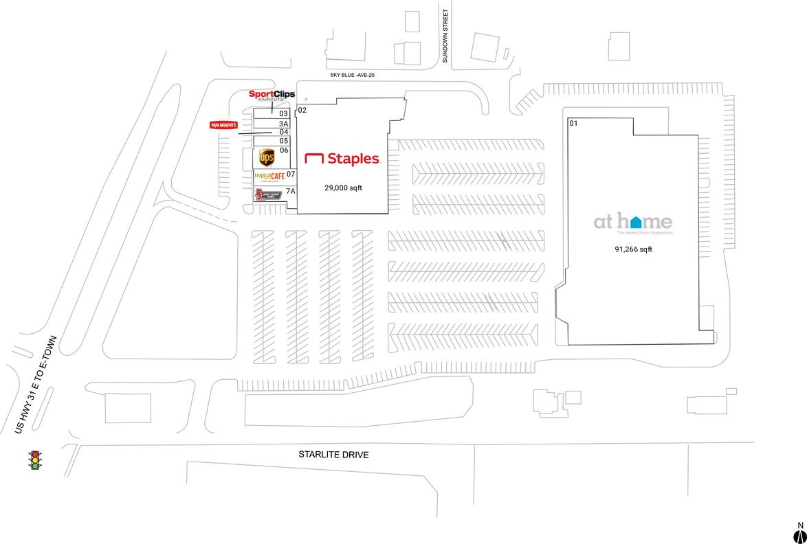 Elizabethtown, Ky  Available Retail Space & Restaurant