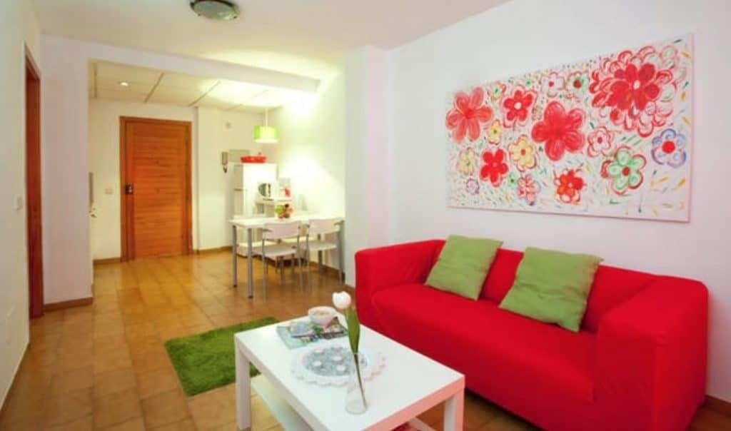 Romantic Apartment in City Centre - Properties Palma