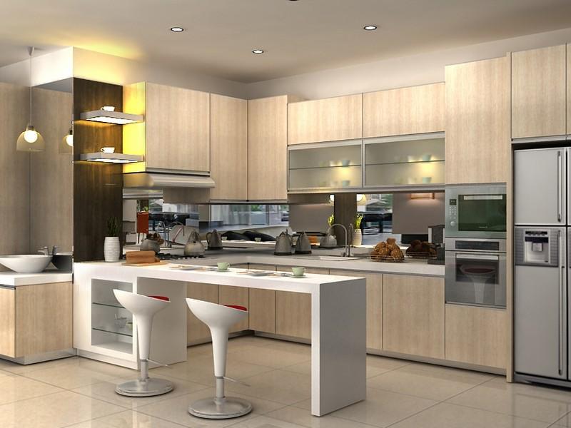 Kitchen Set  Properti