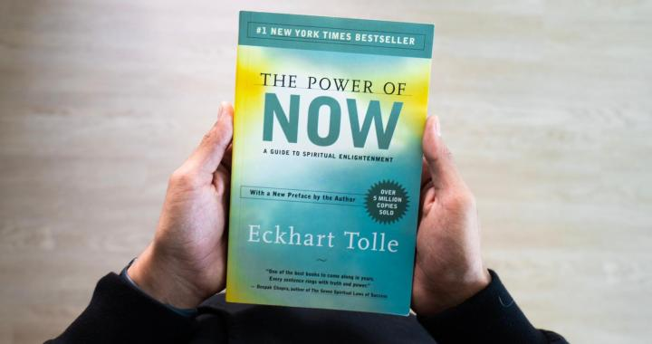 Book Review: Finding 'The Power of Now' in Big Sur, CA