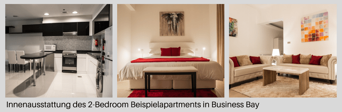 2-Bedroom Apartment in Business Bay