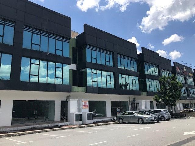 puchong south offices for rent