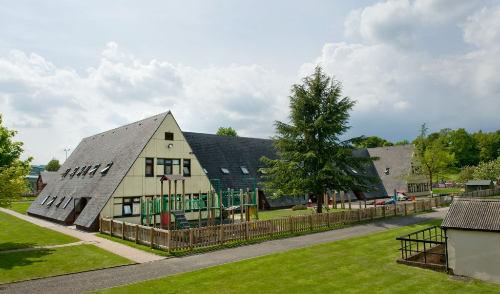 Commercial Property Photography - School Building