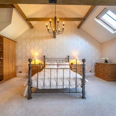 light filled barn conversion