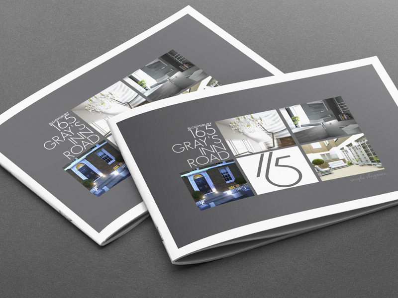 High End Property Brochure Greys Inn Road