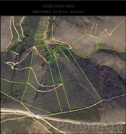 Quinta de Belida Areas