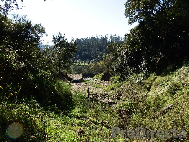 Arganil Riverside farm with registered habitation