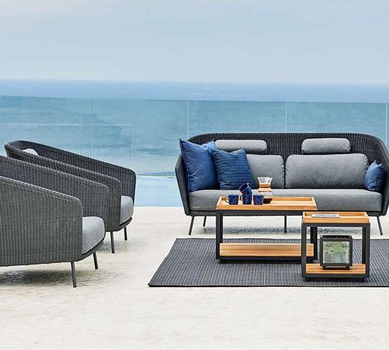 mega sofa leather and fabric corner property furniture 03