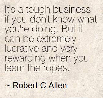 Robert Allen Quote
