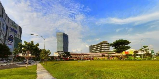 High Speed Rail Terminus Singapore At Jurong Country Club Near Jurong East