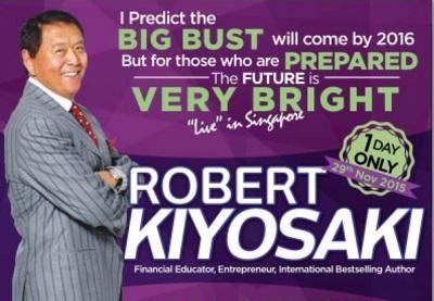 Masters of Wealth By Robert Kiyosaki