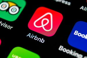 London Airbnb rates on the up