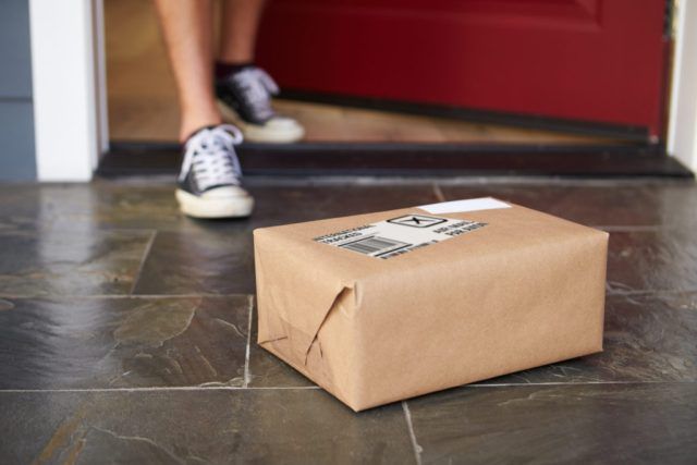 Benefits of remote doorman services include safe package delivery to apartment residents